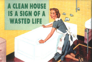 clean-house-wasted-life