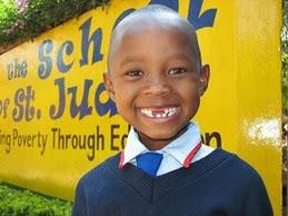 kid gap tooth smile