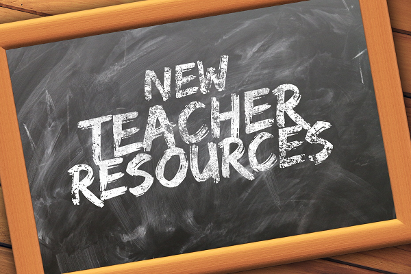 New Teacher Resources