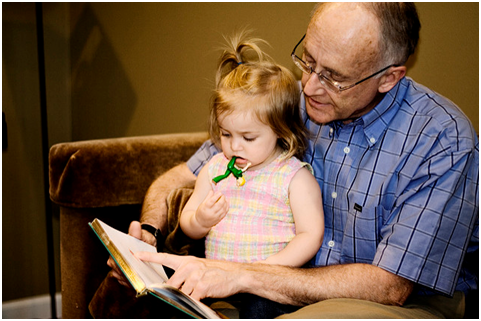 Reading aloud – enriching your young child's reading experience