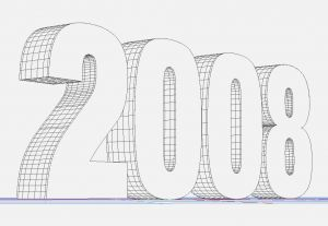 The Busiest Articles of 2008