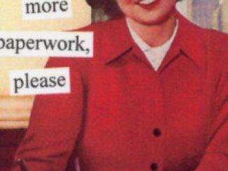 Less Stress: Reduce Paperwork